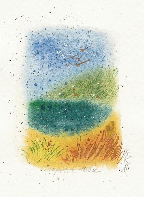 Aquarelle – small pictures