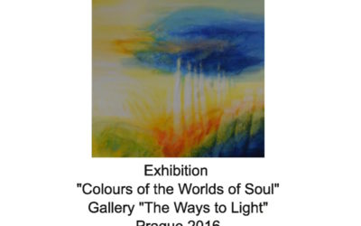 """Portfolio 2016: Catalog of the exhibition """"Colours of the Worlds of Soul"""" – Prague"""