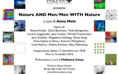 "International exhibition ""Men and Nature"" in Firenze, Italy"
