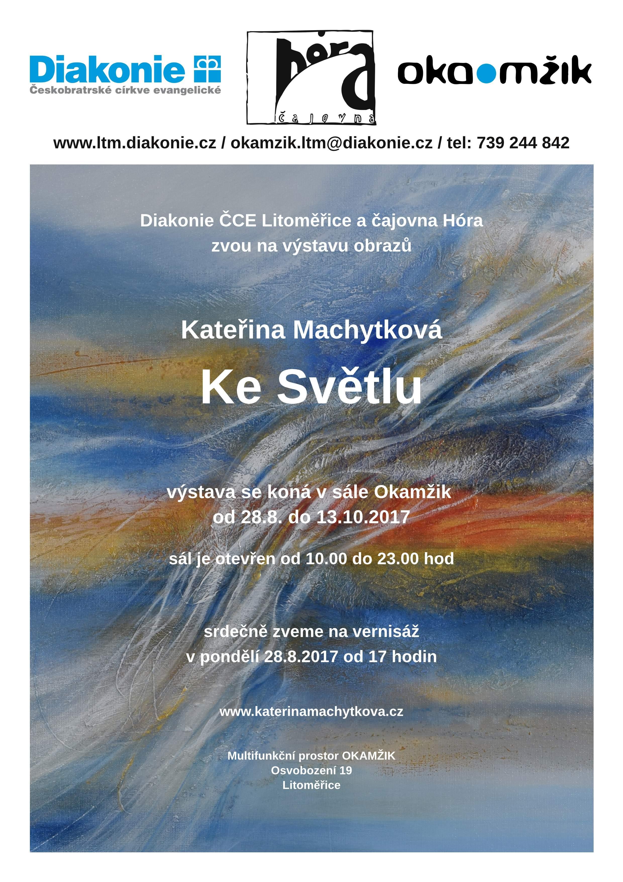 "Ausstellung ""Zum Licht"" – Litoměřice (Tschechien)"