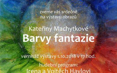 Barvy fantazie 2018