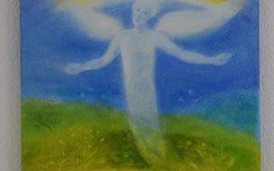 Spiritual painting – Angel of Reconciliation